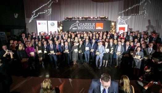 XVIII edycja rankingu Gazel Biznesu