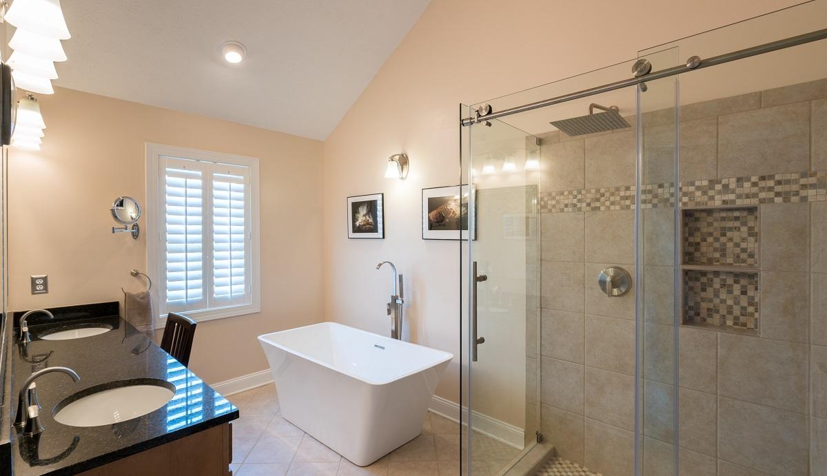 System przesuwny - sposób na kabinę prysznicową