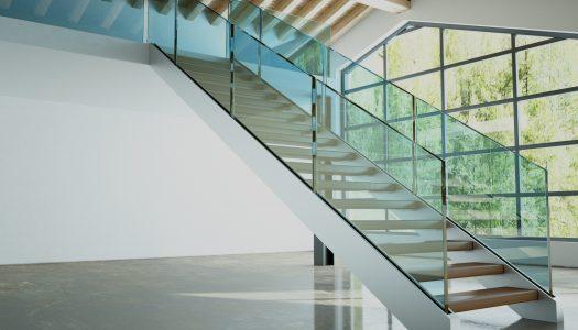 Czy balustrady całoszklane muszą posiadać znak B lub CE?