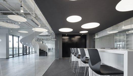 Kreatywna siedziba organizacji iCourt