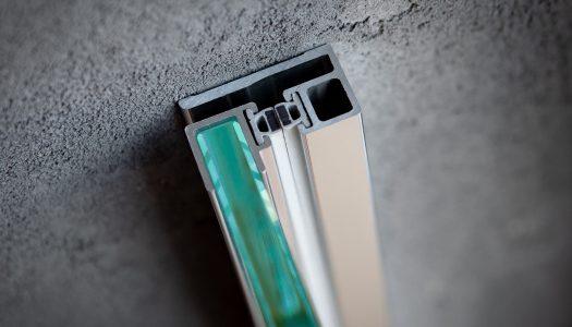 Uszczelnienie szklanych ścian i drzwi