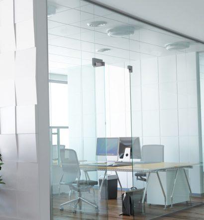 CDA Ścianki szklane