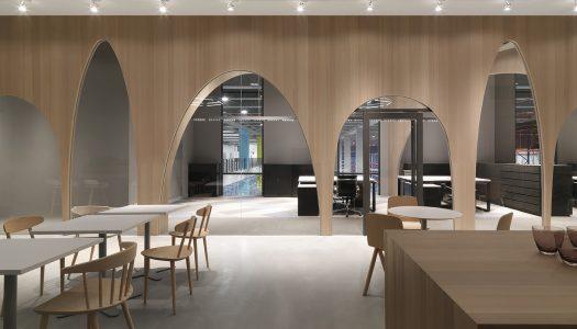 Biuro H&M na Tajwanie